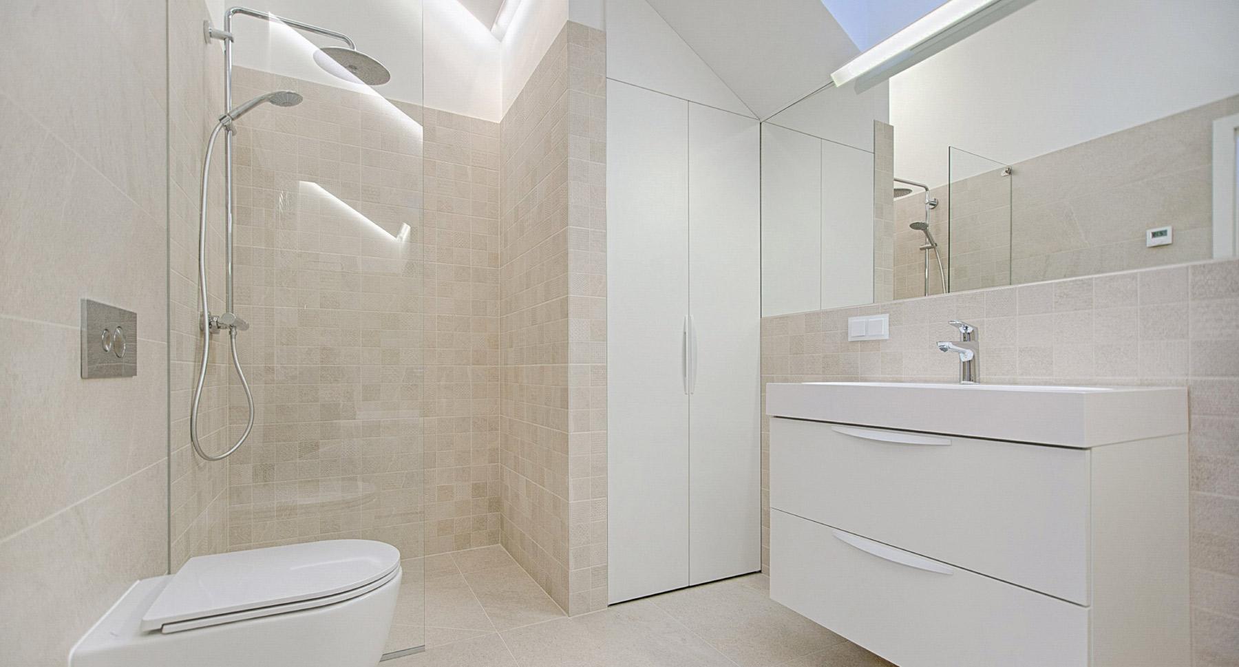 Bathroom renovation in London