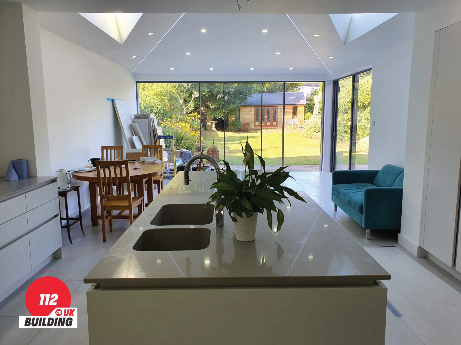 Extension in London